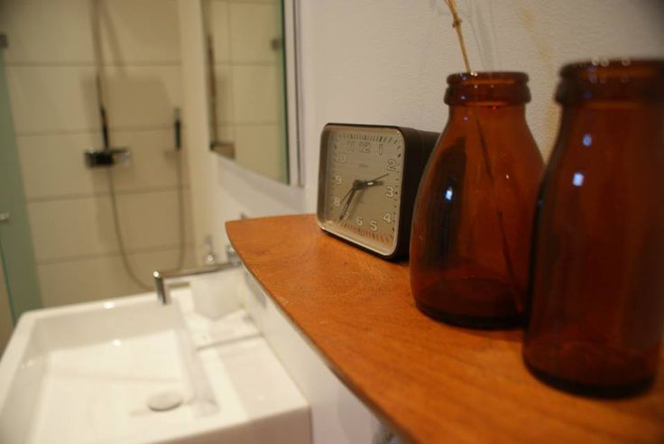 Detalje  fra badeværelset