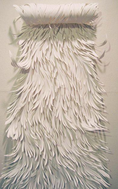 Sharon Arnold's Paper Cut Art