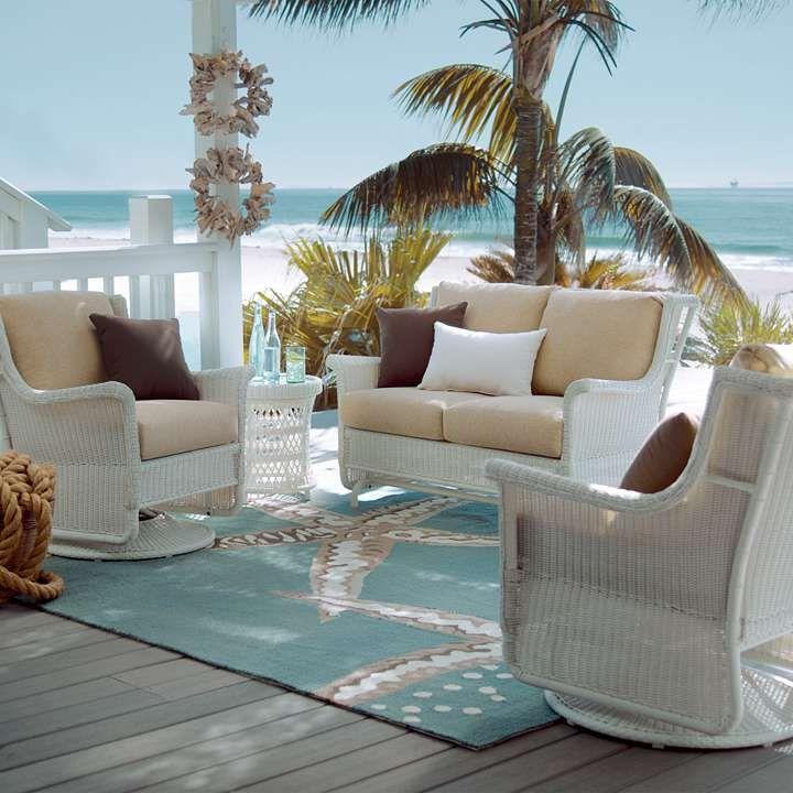 20 Gorgeous Beach House Decor Ideas: Beach House Decorating Ideas