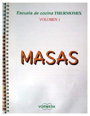 Thermomix masas vol 1 tm21