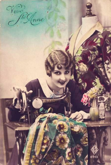 37 Best Images About Vintage Sewing Postcard On Pinterest Treadle Sewing Machines Vintage