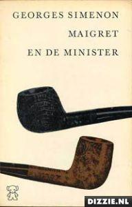 Maigret En De Minister - Dick Bruna