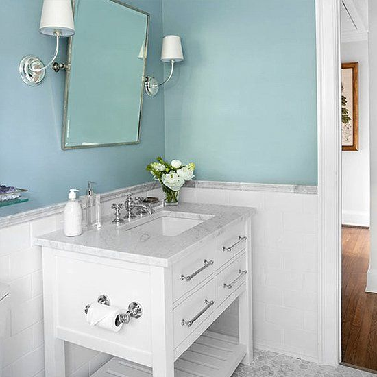 Lighting Up The Bathroom With Bathroom Vanity Lighting Ideas Advice: Ideas For Lighting Up The Bathroom: From Vanity And Sky Lights To Spa Lighting And Glow Sticks