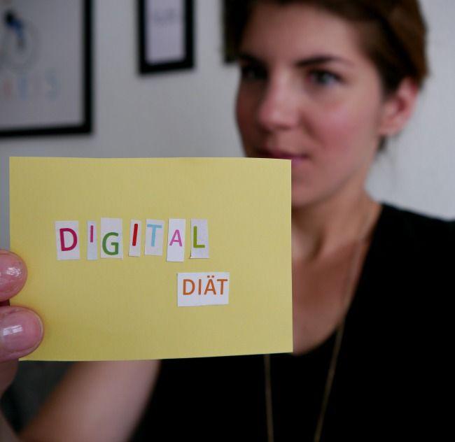 Eine Woche Digital Diät
