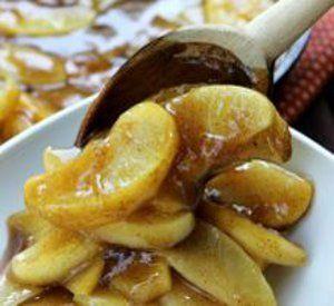 Knockoff Cracker Barrel Fried Apples | AllFreeCopycatRecipes.com