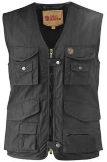 Fjällräven Darwin MT Vest dark grey S in the group Outlet / Men's - Jackets/Sweaters/etc. at Route62 AB (7504r)