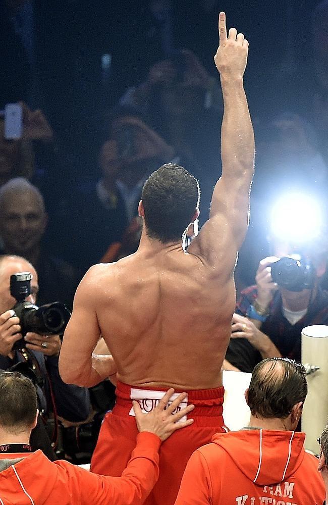 Wladimir Klitschko - Ukraine