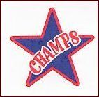 Image result for the word champs