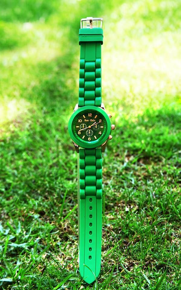 Color Verde www.bonchic.cl