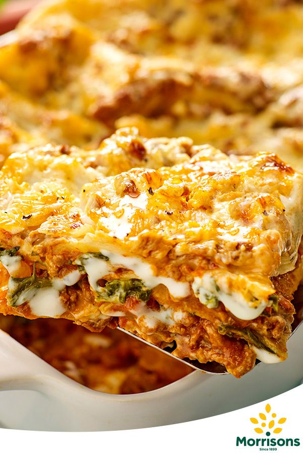 In the mood for comfort? Try our classic lasagne recipe from our Emotion Cookbook