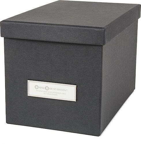 5800578Förvaringsbox Kristina grå