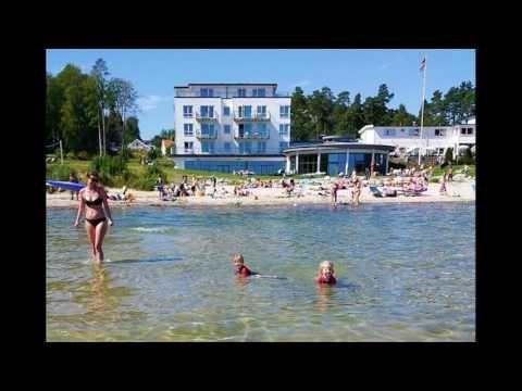 Strand Hotel Fevik - YouTube