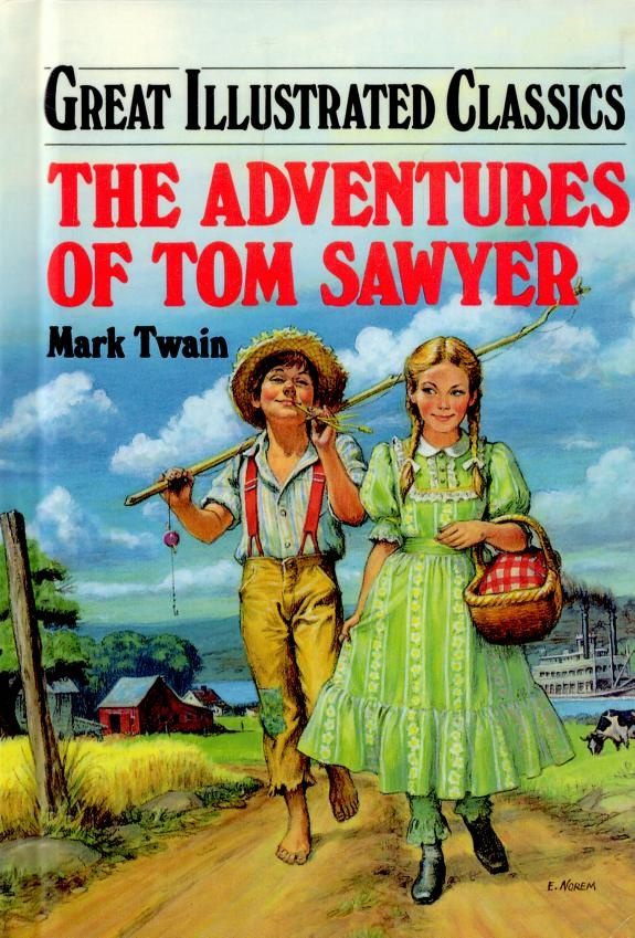 tom sawyer books for kids