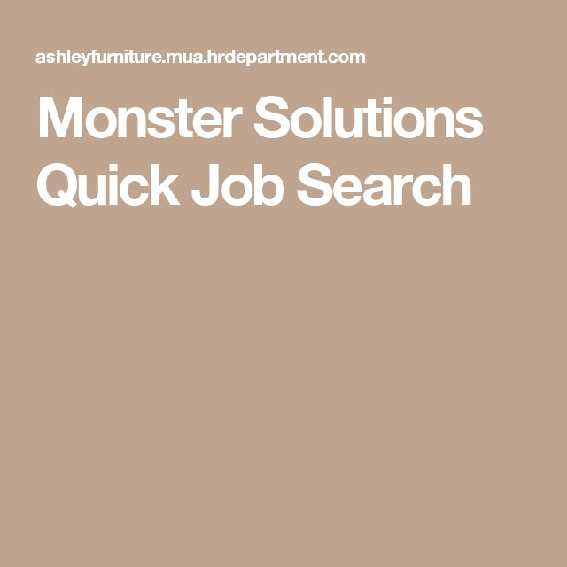 Best 25+ Monster job search ideas on Pinterest Job search - careerbuilder resume search