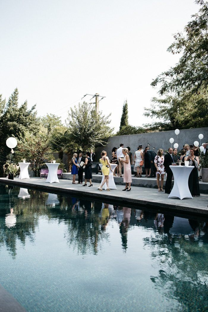 Positively Lovely French Chateau Wedding At Domaine De Ribaute