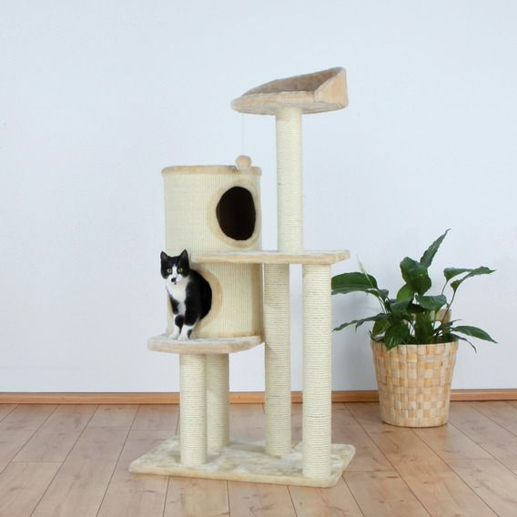 Трикси Комплекс для кошки Palencia, 70*50*137 см, бежевый, Trixie