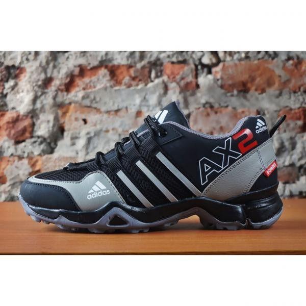 Saya Menjual Sepatu Adidas Ax2 Black Grey Seharga Rp105 000