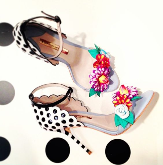 Something Bout these..... <3 Sophia Webster Pre-Spring 2014