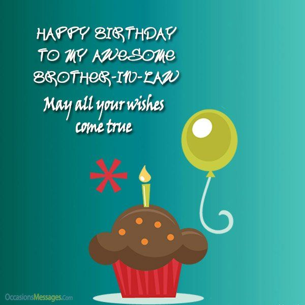 Phenomenal Birthday Wishes For Brother In Law Images Birthday Funny Birthday Cards Online Chimdamsfinfo