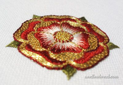 Tudor Rose- another view