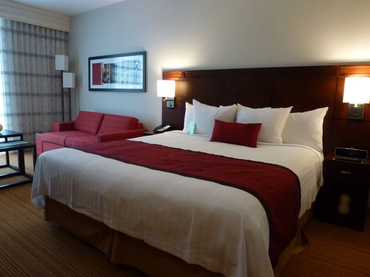 Review of Courtyard Marriott hotel at Mexico City Airport