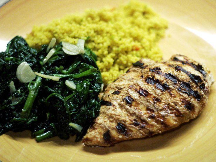 Yogurt Marinated Grilled Chicken Breast | Recipes | Pinterest