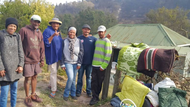 Knysna Locals Thank – and Bless – All Who've Donated in South Africa & Worldwide