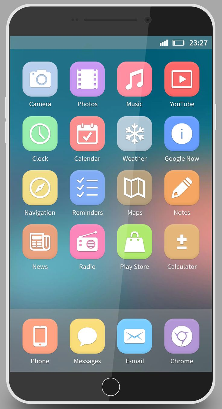Pin by Themer on Icon Packs for Themer Android design