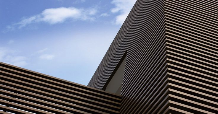 All Weather Wood Plastic Wall Cladding