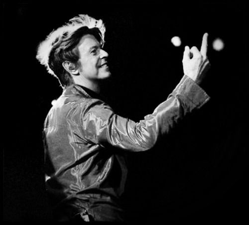 5to1:  Bowie little finger  :)