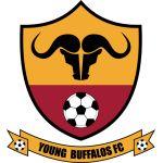 Young Buffaloes F.C. (Matsapha, Swaziland) #YoungBuffaloesFC #Matsapha #Swaziland (L13258)