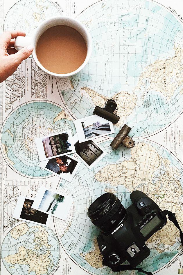 Travel Inspiration - Maps