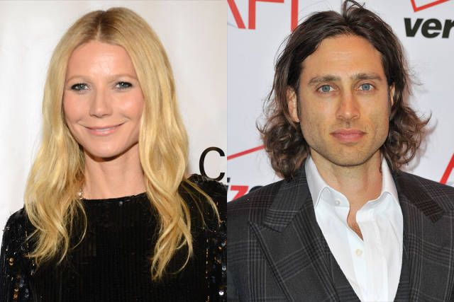 Gwyneth Paltrow Moves On with 'Glee' Co-Creator