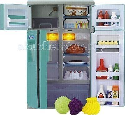 Keenway Игрушечный Холодильник 21657