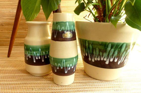 Impostare vasi e fioriera  vaso  ceramica  metà del di GLOWUP