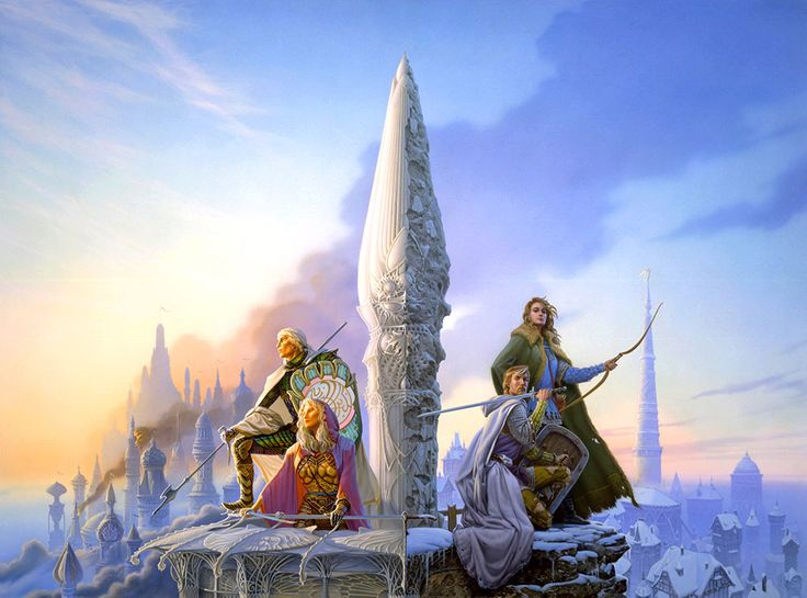 Tad Williams Is Writing A Sequel To The Books That Changed Epic Fantasy