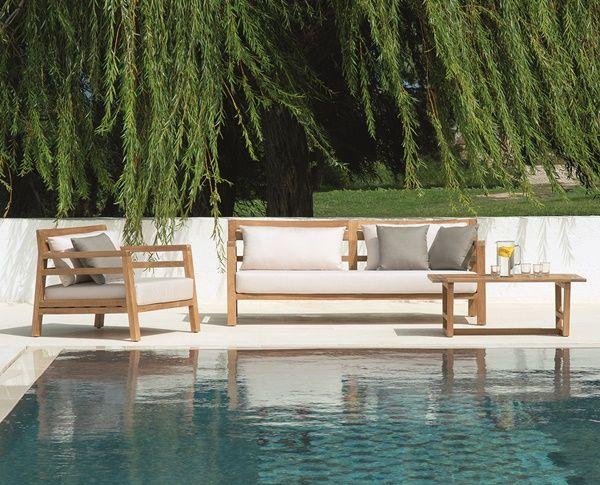 277 best furniture - Exterior images on Pinterest Bioethanol - outdoor mobel set tribu
