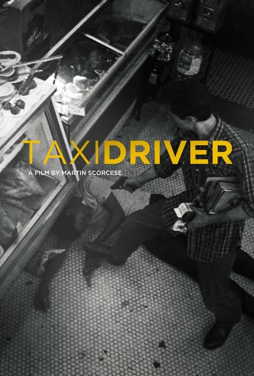 Taxi Driver by Martin Scorsese (1976)