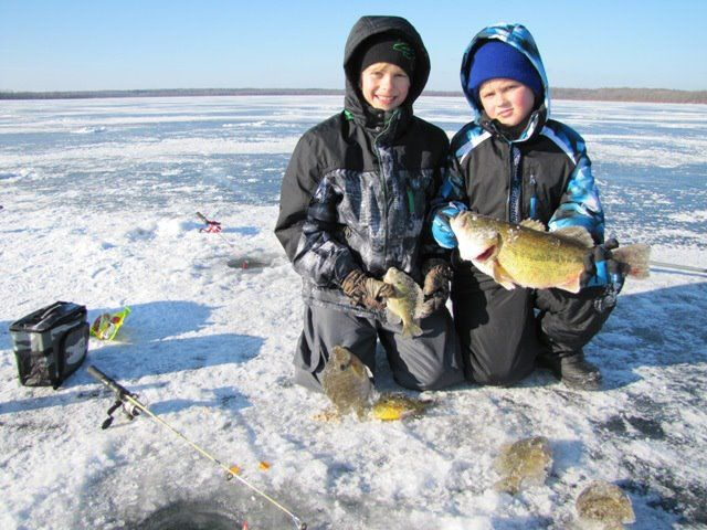 Ice Bass Fishing Tips