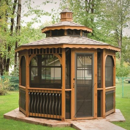 Gazebo Kennels | For Sale, Gazebo Kit, Gazebos For Sale, Garden Gazebo, Home Gazebo ...