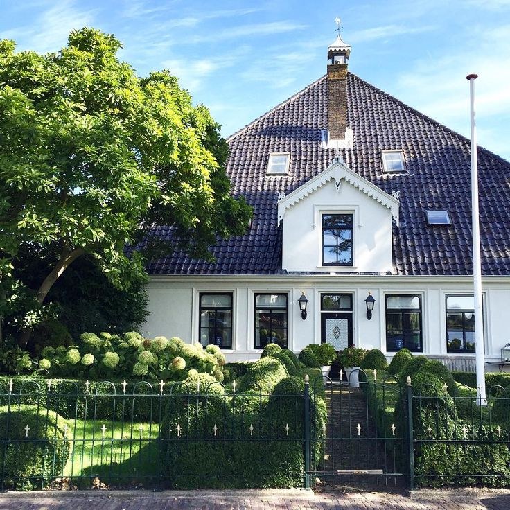 Broek in Waterland- only 10km from Amsterdam.