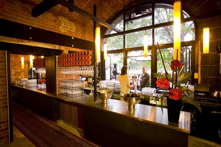 Riverland Bar Melbourne - Bar Interior
