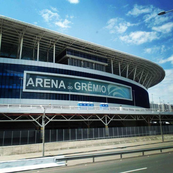em Arena do Grêmio