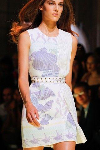 Ocean Fashion Print Trend 2012 - Spring/Summer (Vogue.com UK)