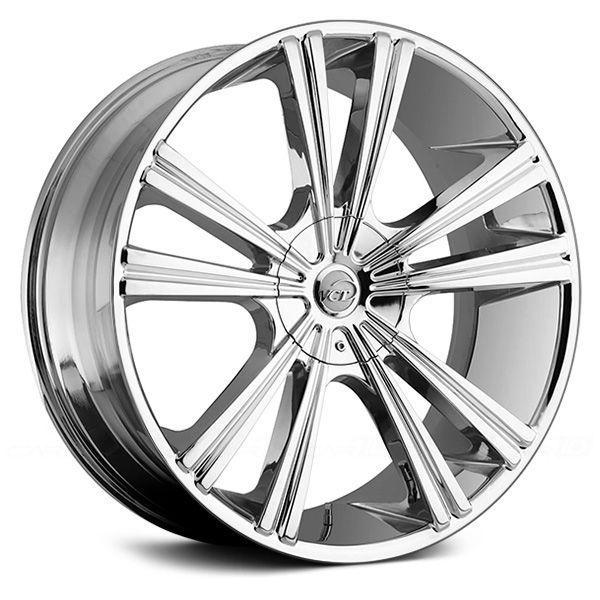 VCT Monza Wheels