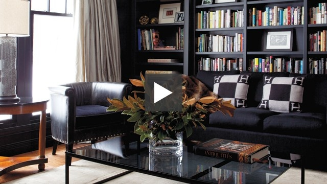 Montreal designer Scott Yetman shows off his luxurious weekend home in Knowlton, Quebec   House & Home Online TV