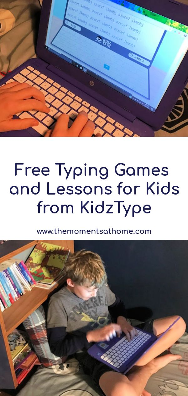 KidzType Typing Games for Kids A Mom Review Free online