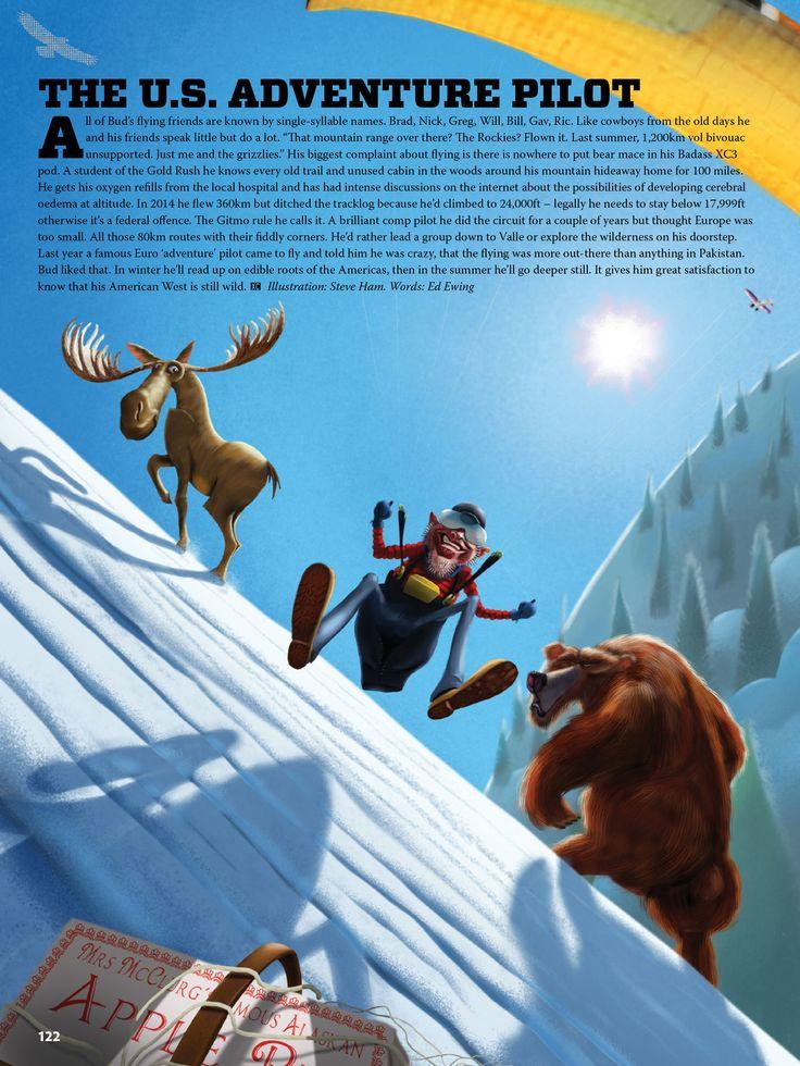 Doug McClure Adventure Pilot