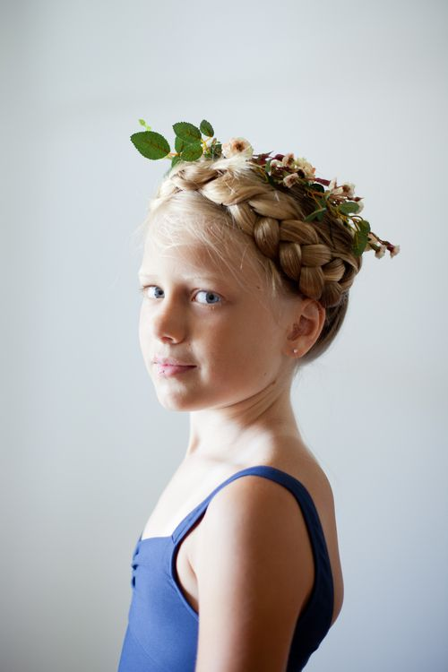 121 Best Images About Girl Hair Styles On Pinterest Kids