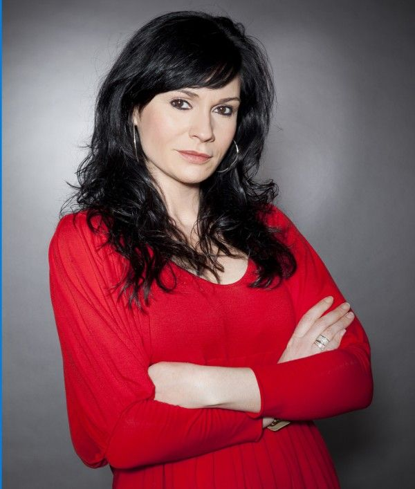 Born: 1st March 1977 ~ Emmerdale's Lucy Pargeter as Chas Dingle